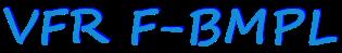 VFR F-BMPL